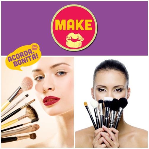 Quais Pincéis de Maquiagem são Necessários, Básicos e Indispensáveis AB