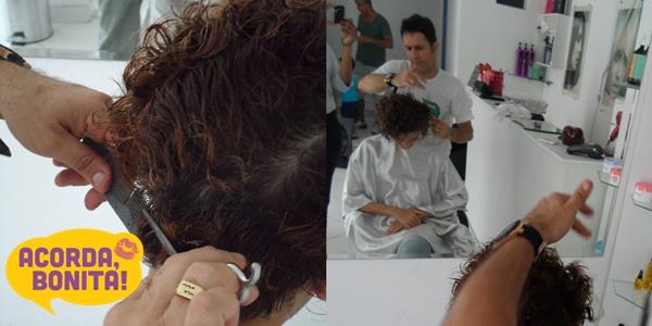 corte de cabelo cacheado Karina Viega
